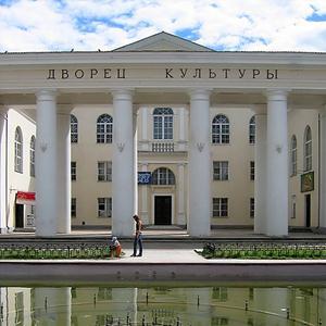 Дворцы и дома культуры Большой Вишеры