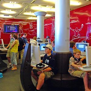 Интернет-кафе Большой Вишеры