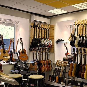 Музыкальные магазины Большой Вишеры