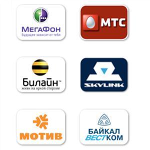 Операторы сотовой связи Большой Вишеры