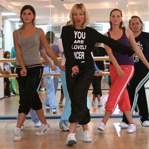 Школы танцев Большой Вишеры