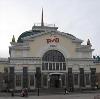Железнодорожные вокзалы в Большой Вишере