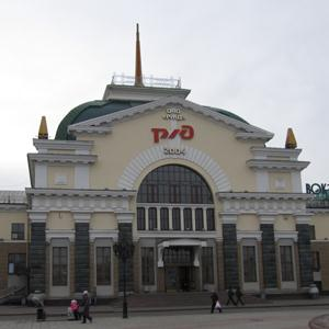 Железнодорожные вокзалы Большой Вишеры