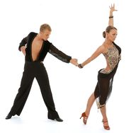 Школа-студия эстрадного танца Sensation - иконка «танцы» в Большой Вишере